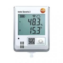 testo Saveris 2-H1 - Ekran ve entegre sıcaklık ve nem problu kablosuz veri kaydedici
