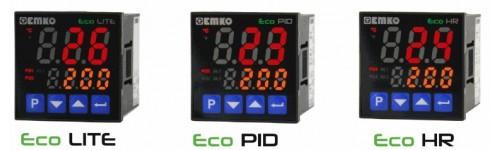 ECO Serisi Sıcaklık Kontrol Cihazları