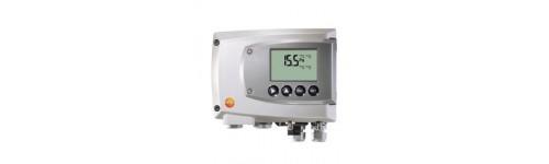 Fark Basınç Akış Hızı Transmitterleri